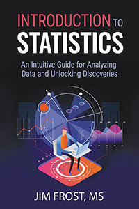 Cover of my Introduction to Statistics: An Intuitive Guide ebook.