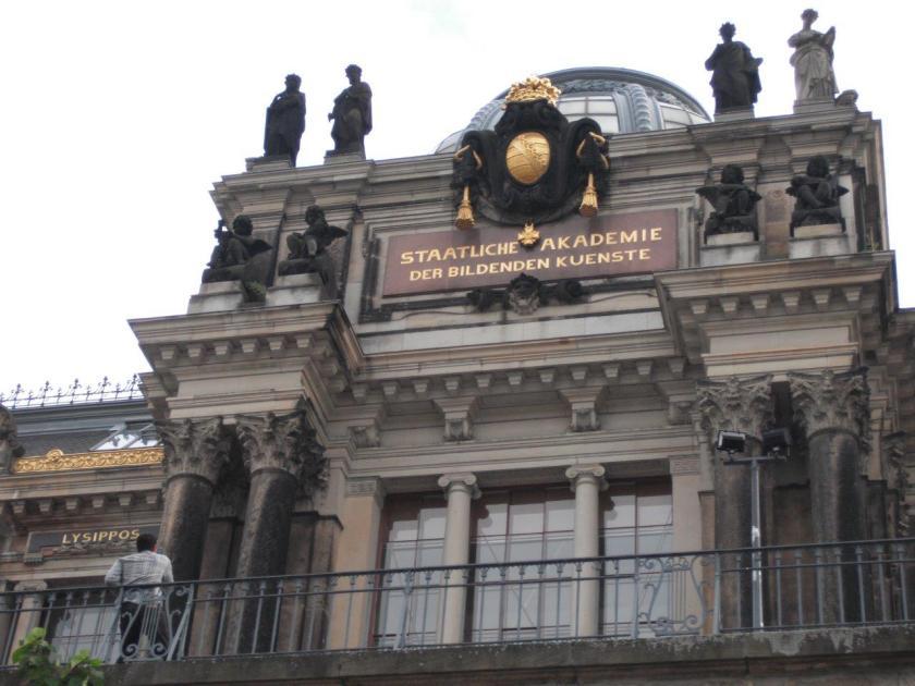 Besucherzahlen in den Museen der Staatlichen Kunstsammlungen 2011
