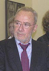 Gerhard Richter 2005 in Düsseldorf