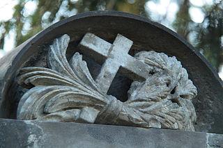 Impression vom alten katholischen Friedhof, Dresden Friedrichstadt