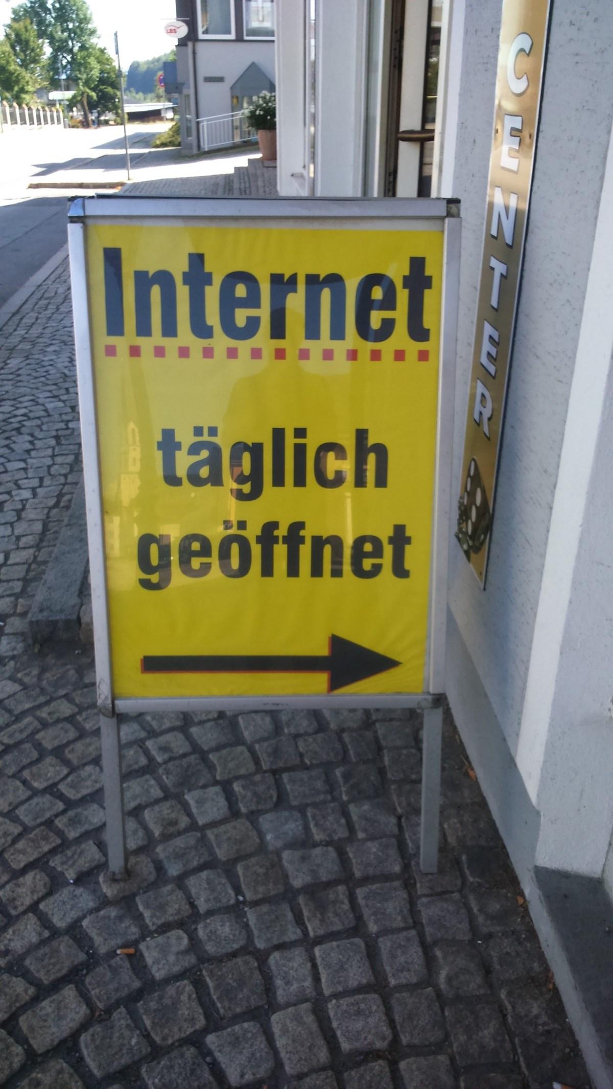 Online wird auch in Molwanien immer wichtiger