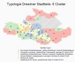 """Typologie Dresdner Stadtteile / Clusteranalyse mit """"R"""""""