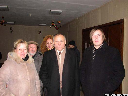 Баранавічы. 2 снежня 2010 г. Здымак © Радыё Свабода