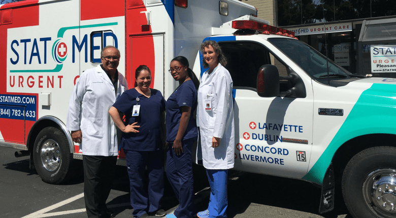 STAT MED Urgent Care STATMobile Mobile Flu Shot Clinics