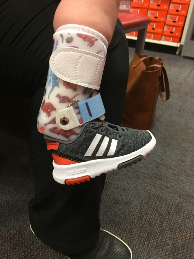 Baby Shoes With Ankle Support : shoes, ankle, support, Finding, Shoes, Disabilities, Hard., Shouldn't