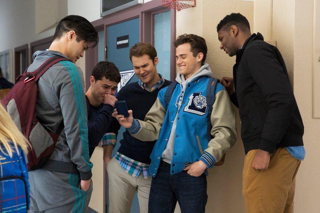 Tredici è una serie tv Netflix che parla di adolescenti e bullismo