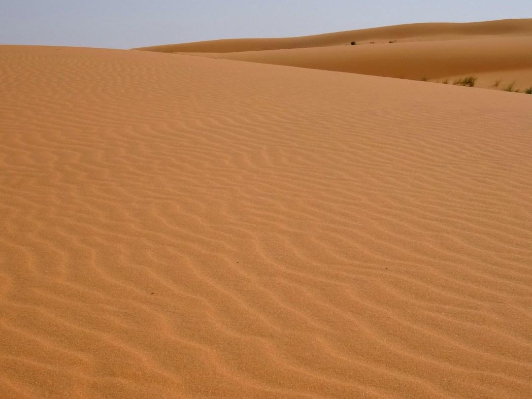 Vita di una mamma expat nel deserto