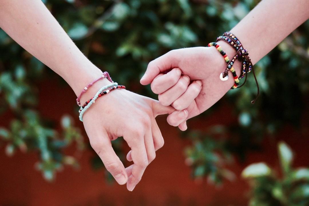 I bambini sono puri, rispettosi. il loro modo di vivere l'amicizia è sincero, con conosce limiti