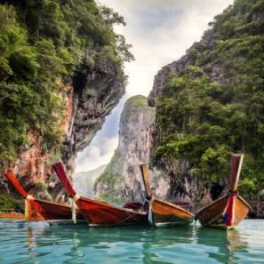 Thai_boats