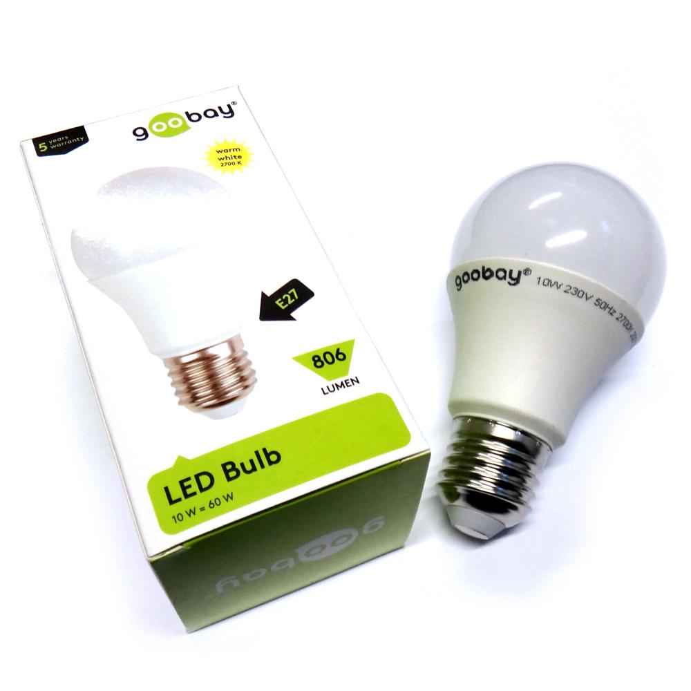 10 Watt LED Birne