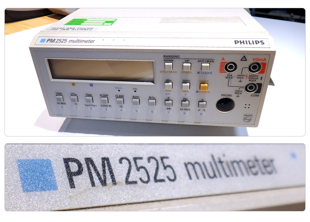 Philips PM-2525