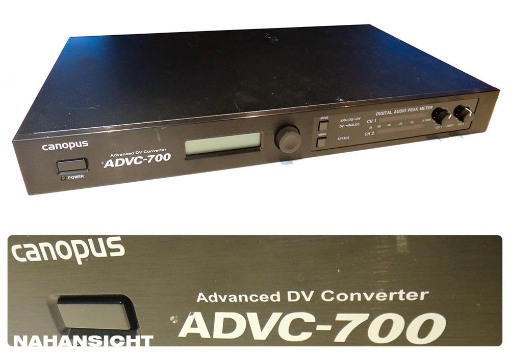 Canopus ADVC-700