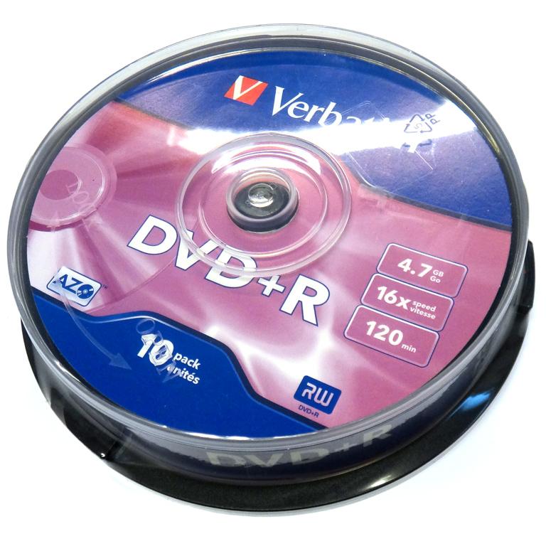 CDR I DVD-R Rohlinge
