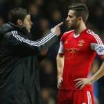 Soccer - Barclays Premier League - Southampton v Arsenal - St Mary's Stadium