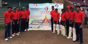 JBIT contributed their prize money of Rs.15,000 towards Sri Ramanuja Sahasrabdi