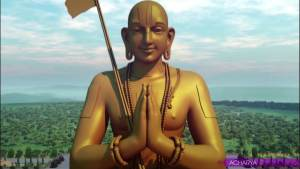 statue of equality, chinnajeeyar, equality monument, hyderabad tourist place,tallest sitting statue, tourist place in telangana, tourist place in hyderabad,Ramanuja swamy