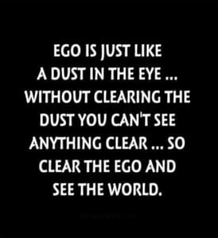 Ego Attitude Fb Status