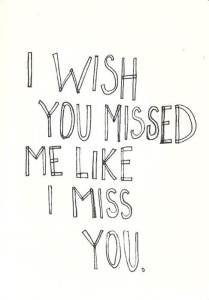 Missing You Quotes sayings