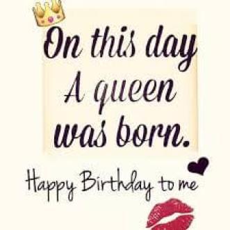 funny birthday status for myself