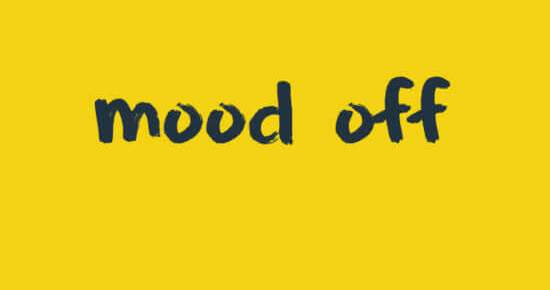 Bad Mood Fb Status