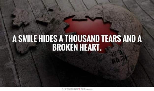 Broken Heart Whatsapp images