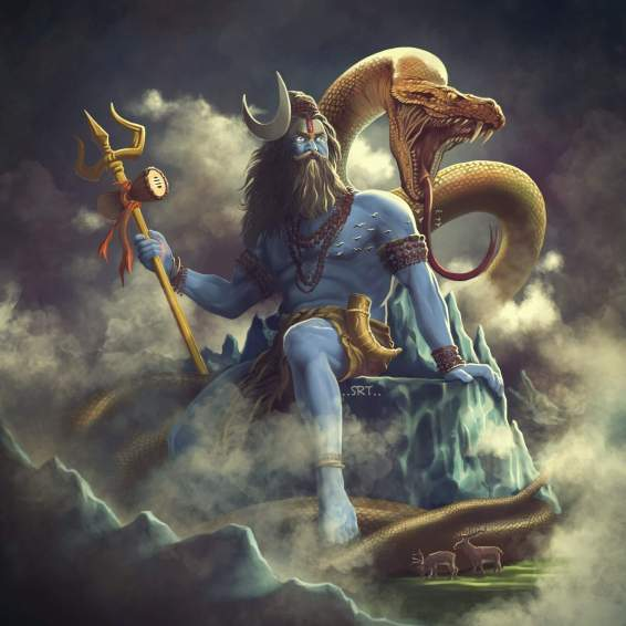 lord shiva angry animated 3d wallpapers Inspirational aghori shiva Sarath babu Lord Shiva
