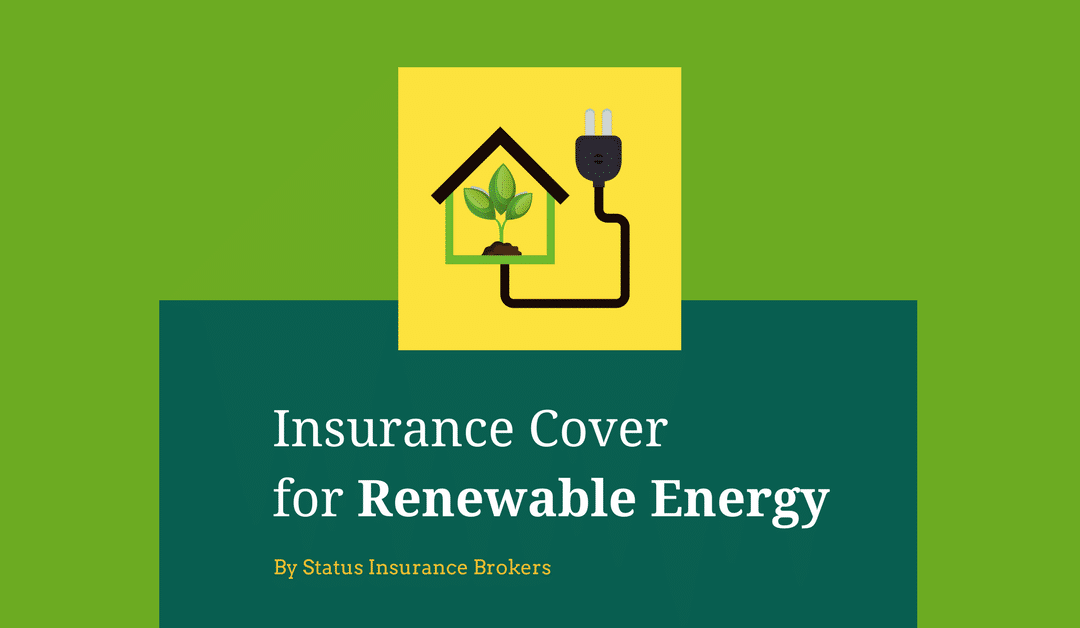 Renewable Energy Insurance Cover