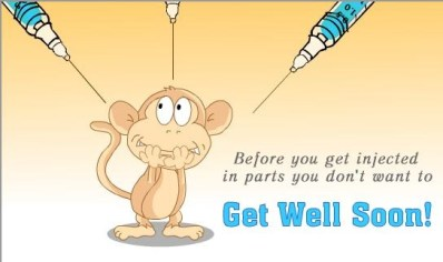 Get Well Soon Images Funny