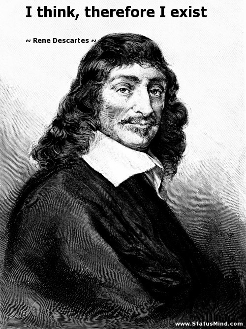Image result for rené descartes quotes