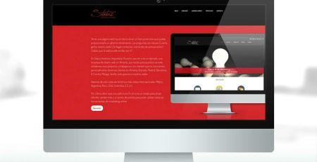 Diseño micro web