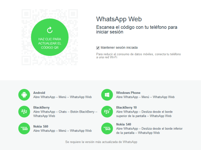 Descargar Whatsaap para pc