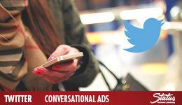 Conversational Ads Twitter
