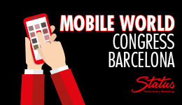 Mobile World Congress en Barcelona