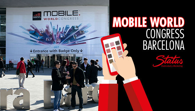 Mobile worldcongress barcelona