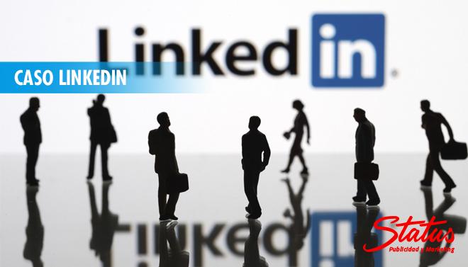 Robo de contraseñas LinkedIn