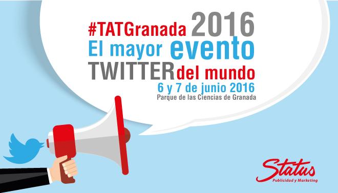 Talking about Twitter Granada 2016
