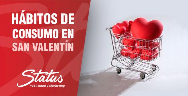 Consumo en San Valentín