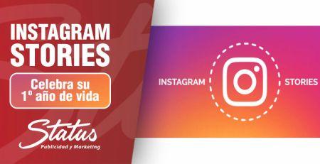 Instagram Stories celebra su primer año de vida