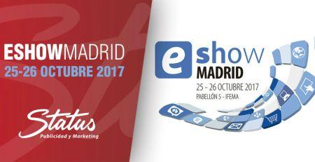 eShow Madrid Marketing Digital