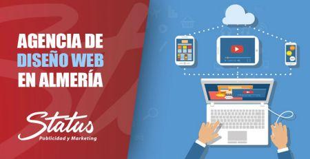 Agencia diseño web almería
