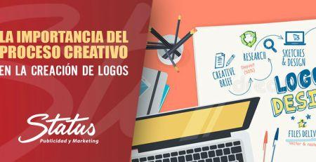 Proceso creativo diseño logotipos
