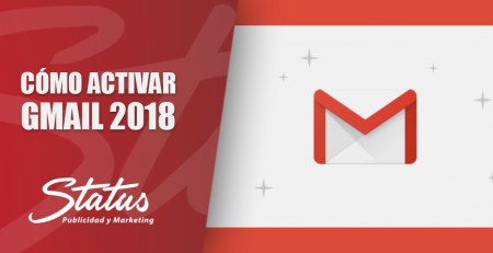Cómo activar Gmail 2018