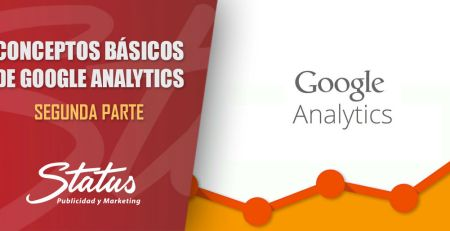 Conceptos básicos Google Analytics segunda parte