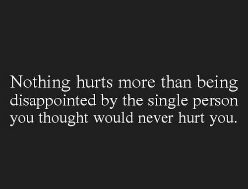 60+ Sad Disappointment Quotes For Boyfriend or Girlfriend ...