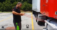 Status Transportation reviews Exercise for truckers