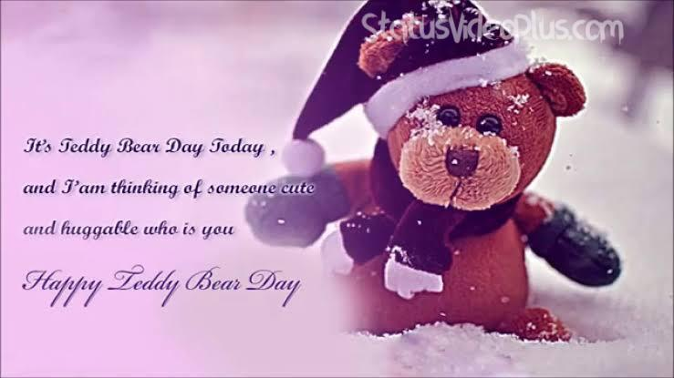 Teddy Day 2021 Specials Status Video Download | Happy Teddy Day Status