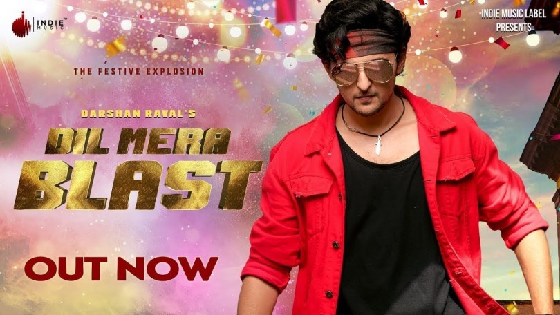 Dil Mera Blast Darshan Raval Status Video Download