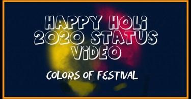 Happy Holi Video Status