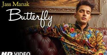 Butterfly Song Jass Manak Video