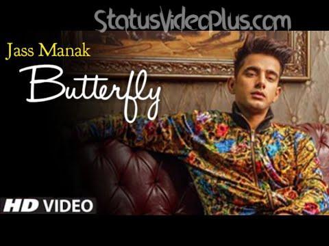 Butterfly Song Jass Manak Video